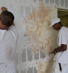Wallpaper Removal and Installation-Odessa TX Professional Painting Contractors-We offer Residential & Commercial Painting, Interior Painting, Exterior Painting, Primer Painting, Industrial Painting, Professional Painters, Institutional Painters, and more.